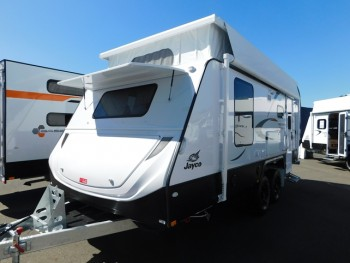 JAYCO JOURNEY DELUXE POPTOP