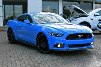 2017 Ford Mustang GT Fastback SelectShif