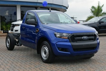2017 Ford Ranger XL 4x2 Cab Chassis