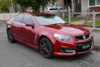 2015 Holden Commodore SS V Redline VF Au