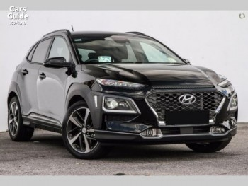 2017 Hyundai Kona Highlander Auto AWD MY