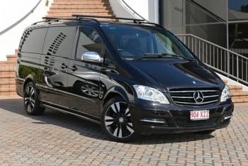 2014 Mercedes-Benz Viano Grand Edition A