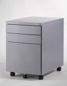 Maxx Mobile Pedestal, 2 drawer, 1 file