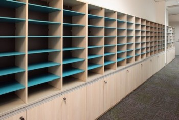 Pigeonhole Storage Units