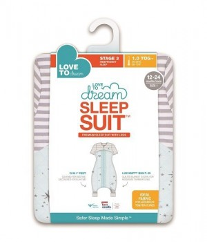 Love To Dream Sleepsuit 1.0 TOG