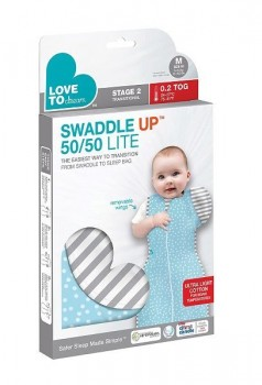 Love To Dream Swaddle Up 50/50 Lite 0.2
