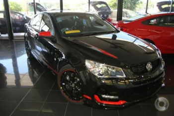 2017 Holden Commodore Motorsport Edition