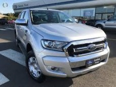 2017 Ford Ranger XLT PX MkII Manual 4x4