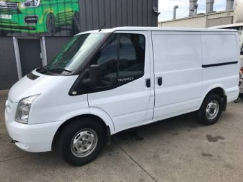 2017 Ford Transit Custom 290S VN SWB Man