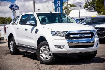 2018 Ford Ranger XLT PX MkII Auto 4x4 MY