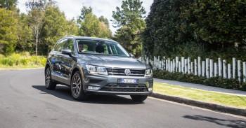 2017 Volkswagen Tiguan 132TSI Comfortlin