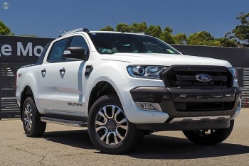 2017 Ford Ranger XLT PX MkII Auto 4x4 MY