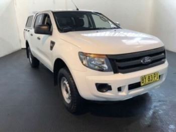 2017 Ford Ranger XL PX MkII Auto 4x4 MY1