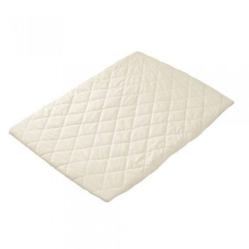 Quilted Travel Cot Fitted Sheet