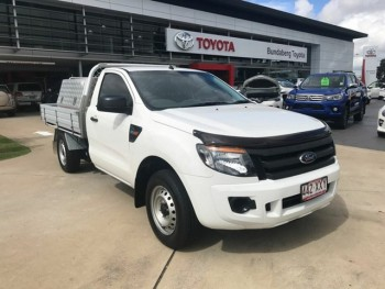 2013 Ford Ranger XL 4x2 Cab Chassis