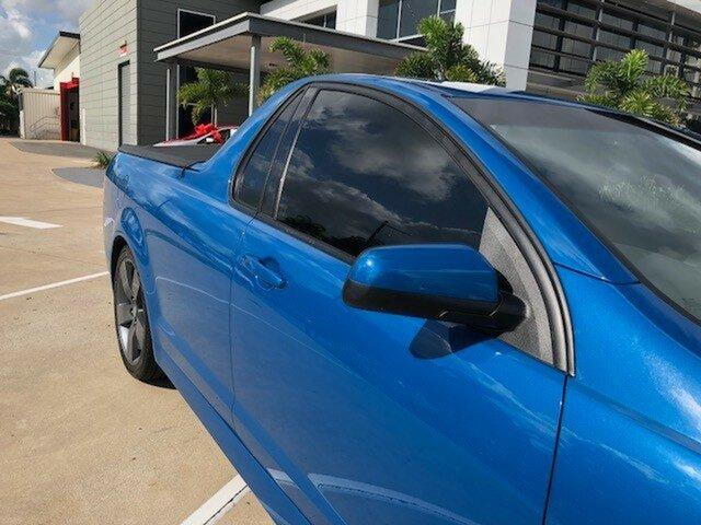 2012 Holden Ute SV6 Z Series Utility