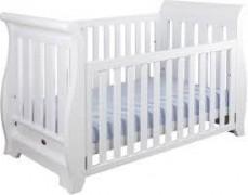 Boori Sleigh Cot Bed