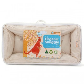 Tetra Organic Snuggle Bed With Cover