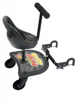 EZ Rider 2 In 1 Ride On Board