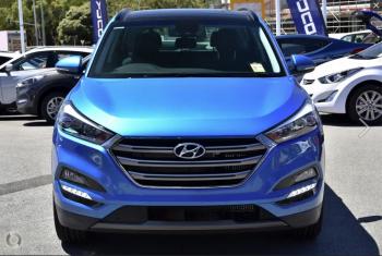 2017 Hyundai Tucson Highlander Auto AWD
