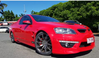 2012 Holden Special Vehicles Maloo R8 Ma