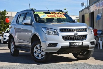 2015 Holden Colorado 7 RG LT Wagon for s