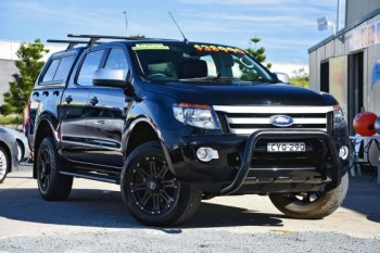 2015 Ford Ranger PX UTE Utility for sale