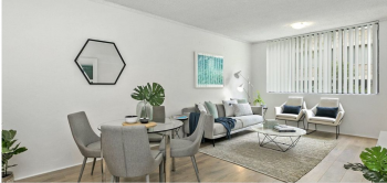 Quiet and Leafy Renovated Unit!!!