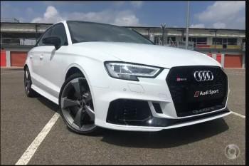 2018 Audi RS3 Sedan 2.5 TFSI
