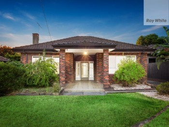 Four Bedroom Solid Brick Home