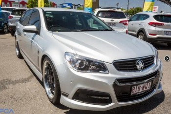 2015 Holden Commodore SV 6 VF MY 15 Wago