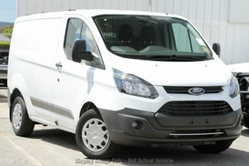 MY17.25 FORD TRANSIT VN CUSTOM 290S SWB