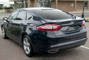MY18.25 FORD MONDEO MD 2018.25MY TREND S