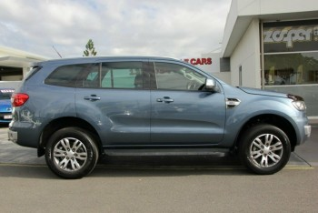 FORD EVEREST UA TREND 4WD WAGON FOR SALE
