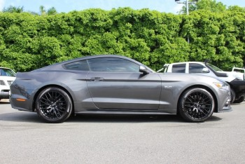 2017 Ford Mustang Gt Fastback (Grey)