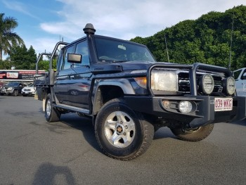 2016 Toyota Landcruiser Gxl Cab Chassis
