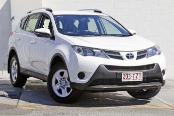2014 Toyota RAV4 ALA49R GX Wagon for sal