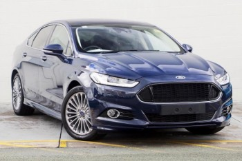 2016 Ford Mondeo MD Titanium Hatchback f