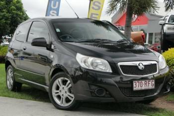 2010 MY11 Holden Barina TK MY11 Hatchbac
