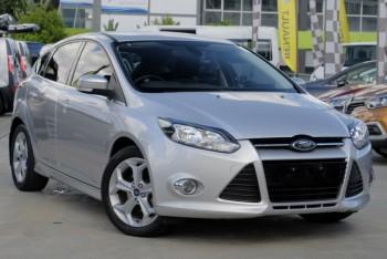 2012 Ford Focus Sport PwrShift