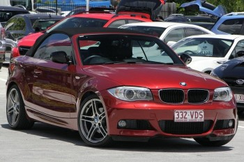 2013 BMW 125I STEPTRONIC E88 ...