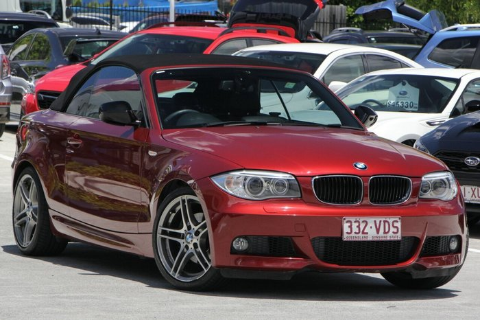 2013 BMW 125I STEPTRONIC E88 LCI MY1112