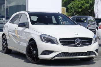 2013 MERCEDES-BENZ A200 D-CT ...