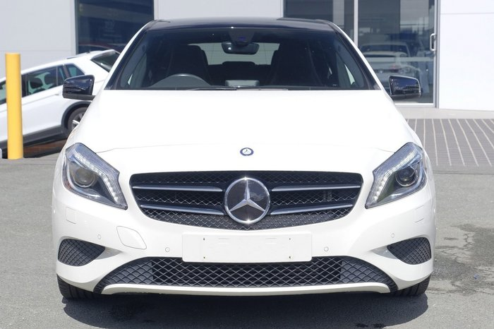 2013 MERCEDES-BENZ A200 D-CT W176
