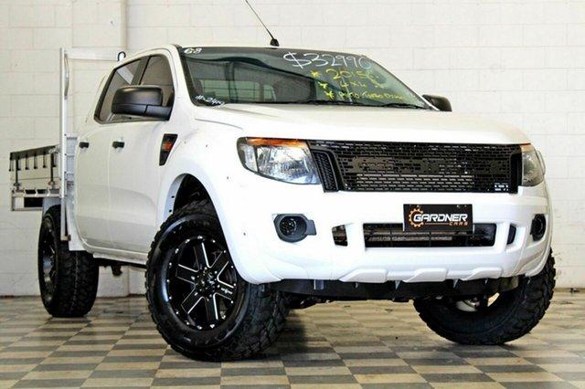 2015 Ford Ranger PX XL 2.2 (4x4) White 6