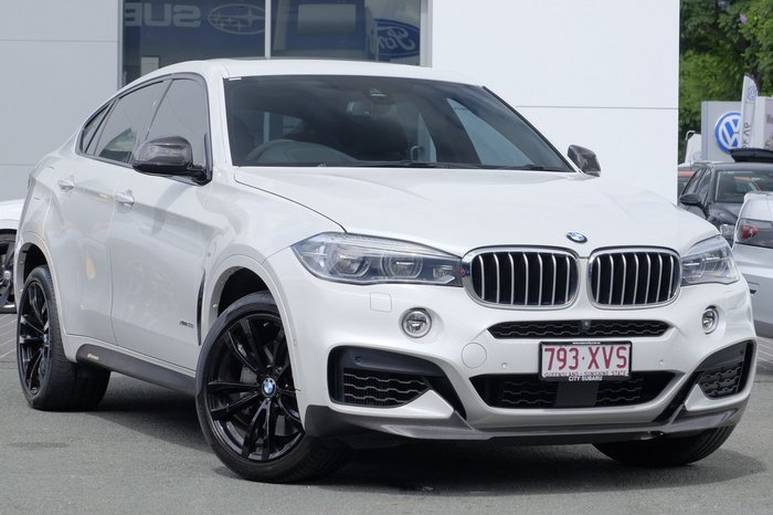 2016 BMW X6 XDRIVE50I COUPE STEPTRONIC F