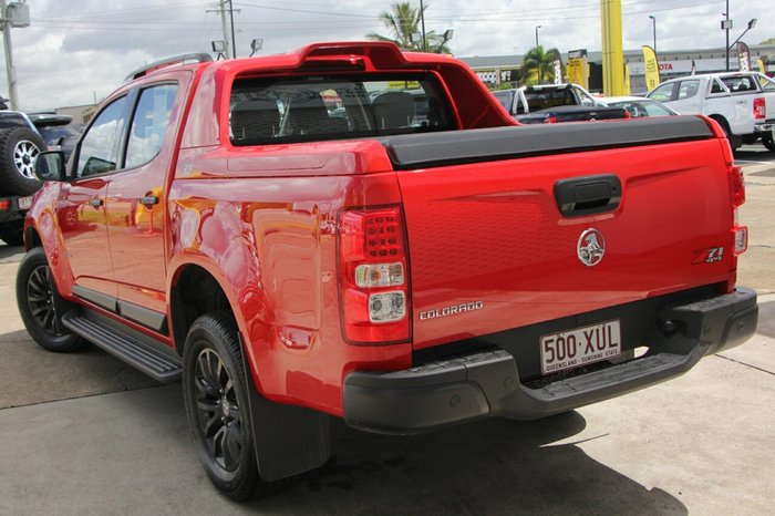 2017 HOLDEN COLORADO Z71 PICKUP CREW CAB