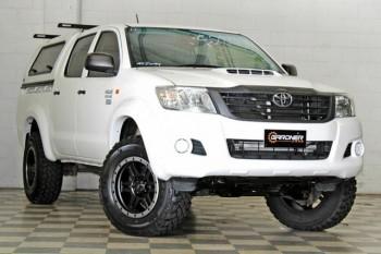 2012 Toyota Hilux KUN26R MY12 Workmate (