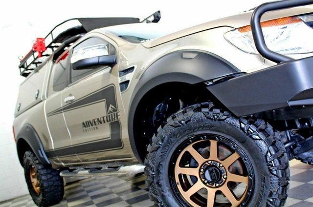 2013 Ford Ranger PX XLT 3.2 (4x4) Gold 6