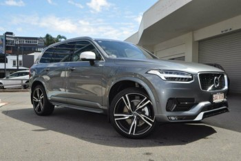 2017 MY18 Volvo XC90 D5 R-Design for sal